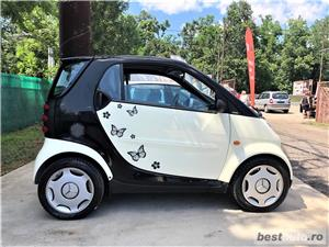 SMART FORTWO  DIESEL - AN 2004 CLIMA - RATE FIXE , EGALE , FARA AVANS . ETC  - imagine 6