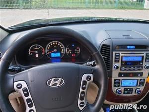 Hyundai Santa Fe - imagine 8