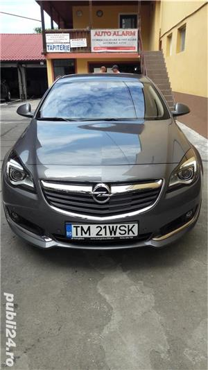 Opel Insignia OPC  - imagine 1
