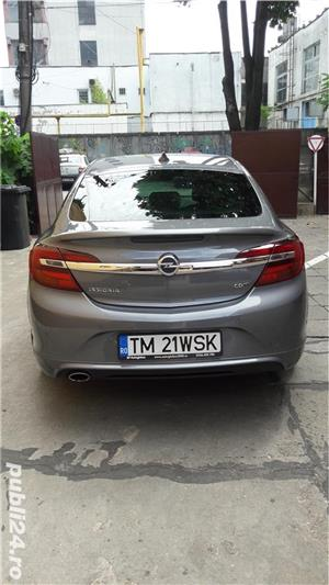 Opel Insignia OPC  - imagine 4