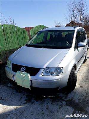 Vw Touran, 7 locuri,1.9 tdi - imagine 4