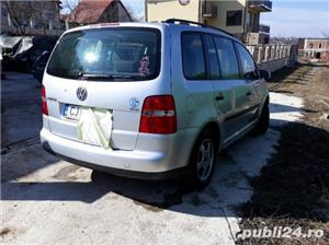 Vw Touran, 7 locuri,1.9 tdi - imagine 5