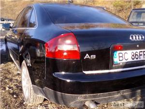 Audi A6, 2002. 4*4, diesel, înmatriculat RO - imagine 6