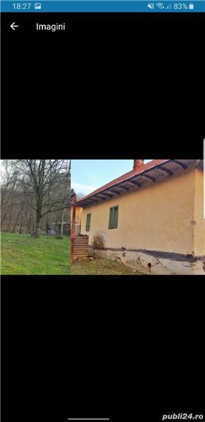 Casa batraneasca +teren de vanzare - imagine 6
