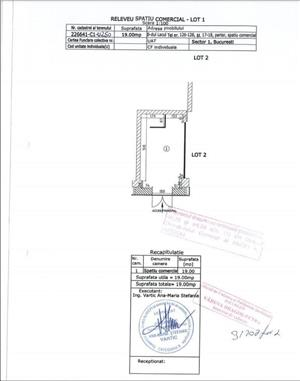 Proprietar vand spatiu comercial 19 mp, Bd. Lacul Tei 126-128 - imagine 5