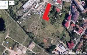 Teren intravilan rezidential P+4 sau comercial, langa Shopping City Timisoara - imagine 2