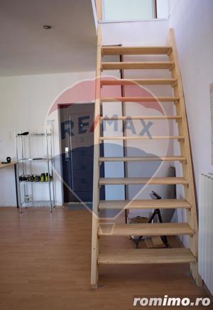 Prima inchiriere - Apartament spatios cu 2 nivele in Gheorgheni - imagine 6