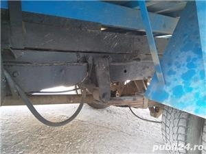 Ford AUTOUTILITARA,Basculabil + Macara - imagine 5