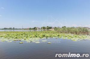 Teren pe malul lacului Snagov, Zorelelor. - imagine 1