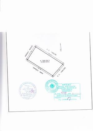 teren intravilan construibil, suprafata 600mp, langa strada Comarnic - Vila Cucoanei - imagine 1