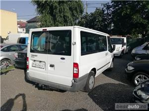 Ford Transit 8+1 locuri - imagine 8