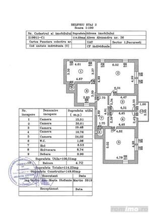 Vila de exceptie in zona exclusivista (zona Dorobanti) - imagine 15