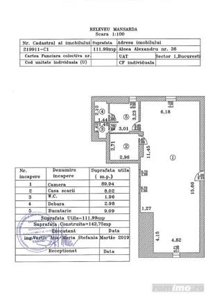 Vila de exceptie in zona exclusivista (zona Dorobanti) - imagine 14