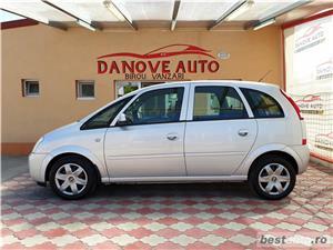 Opel Meriva,GARANTIE 3 LUNI,AVANS 0,RATE FIXE,Motor 1400 Cmc,90CP,Climatronic. - imagine 4