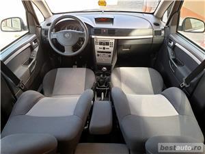Opel Meriva,GARANTIE 3 LUNI,AVANS 0,RATE FIXE,Motor 1400 Cmc,90CP,Climatronic. - imagine 8