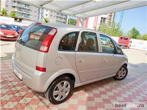 Opel Meriva,GARANTIE 3 LUNI,AVANS 0,RATE FIXE,Motor 1400 Cmc,90CP,Climatronic. - imagine 5