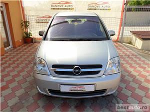 Opel Meriva,GARANTIE 3 LUNI,AVANS 0,RATE FIXE,Motor 1400 Cmc,90CP,Climatronic. - imagine 2