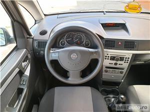 Opel Meriva,GARANTIE 3 LUNI,AVANS 0,RATE FIXE,Motor 1400 Cmc,90CP,Climatronic. - imagine 7