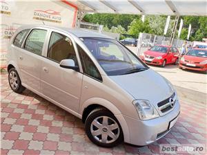Opel Meriva,GARANTIE 3 LUNI,AVANS 0,RATE FIXE,Motor 1400 Cmc,90CP,Climatronic. - imagine 3
