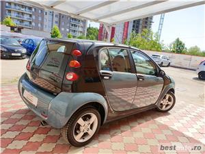 Smart Forfour,GARANTIE 3 LUNI,AVANS 0,RATE FIXE,motor 1500Tdi,Cutie Automata. - imagine 5