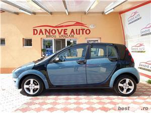 Smart Forfour,GARANTIE 3 LUNI,AVANS 0,RATE FIXE,motor 1500Tdi,Cutie Automata. - imagine 4
