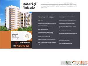 Investitie, Ap cu 2 camera, langa Palas - imagine 5