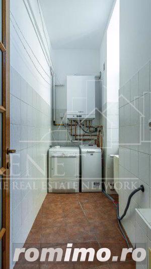 Apartament nemobilat 190 mp - cu acces separat - Piata Victoriei - imagine 14