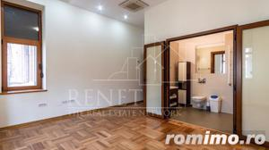 Apartament nemobilat 190 mp - cu acces separat - Piata Victoriei - imagine 13
