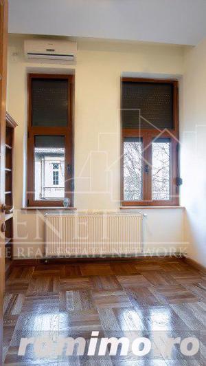 Apartament nemobilat 190 mp - cu acces separat - Piata Victoriei - imagine 7