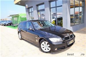 Bmw 320d an:2007=avans 0 % rate fixe=aprobarea creditului in 2 ore=autohaus vindem si in rate - imagine 6