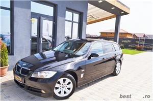Bmw 320d an:2007=avans 0 % rate fixe=aprobarea creditului in 2 ore=autohaus vindem si in rate - imagine 5