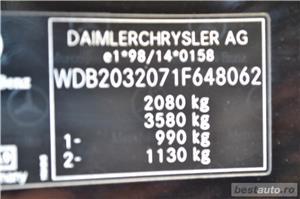 Mercedes c220 an:2006=avans 0 % rate fixe=aprobarea creditului in 2 ore=autohaus vindem si in rate - imagine 18