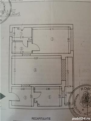 Vand Apartament 2 Camere A - uri Ostroveni Halta - imagine 2