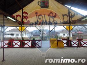Hala (spațiu comercial)+teren intravilan în localitatea Crăciunești - imagine 3