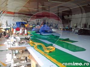 Fabrică + teren intravilan ideale pentru investitori - imagine 7