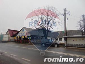 Hala (spațiu comercial)+teren intravilan în localitatea Crăciunești - imagine 2