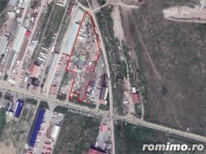 Teren Comercial Industrial de vanzare pe Calea Buziasului - imagine 1