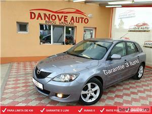 Mazda 3,GARANTIE 3 LUNI,AVANS 0,RATE FIXE,motor 1600 cmc,Benzina,105CP. - imagine 1