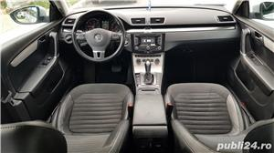 Vw Passat 2.0 diesel 140 cp an 2013 Euro 5 automat Alcantara RAR efectuat - imagine 7