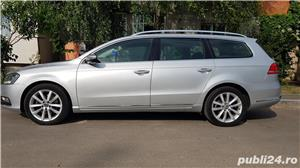 Vw Passat 2.0 diesel 140 cp an 2013 Euro 5 automat Alcantara RAR efectuat - imagine 1