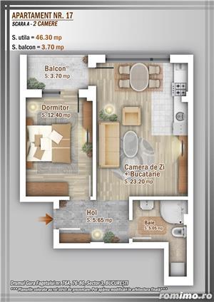 Apartament 4 Camere, Titan, Pallady - imagine 18
