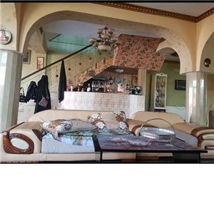 Afumați, vilă cu arhitectură arăbească - imagine 3
