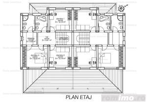 Duplex 5 camere 125m² în Dumbravita - imagine 10