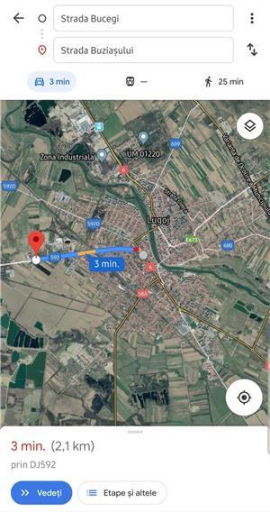 Teren intravilan - industrial- Lugoj  - imagine 3