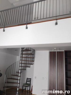2 camere, tip duplex, Parcul Carol, parcare - imagine 8