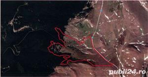 Teren 25 h-Moroeni,jud.Dambovita-ideal activitati alpine! - imagine 4