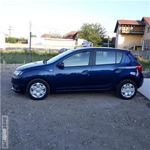 Dacia Sandero 1.2i   32000KM!!!  EURO 6  model 2017 posibilitate achizitionare in rate!!! - imagine 9