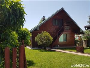 Vand casa in mijlocul naturii cu afacere la cheie - imagine 2