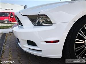 Ford Mustang Cabrio // 3.7i 310 CP // Decapotare Electrica // Pilot Automat // Comenzi pe Volan  - imagine 7
