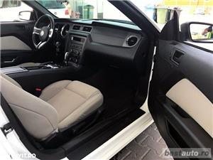 Ford Mustang Cabrio // 3.7i 310 CP // Decapotare Electrica // Pilot Automat // Comenzi pe Volan  - imagine 4